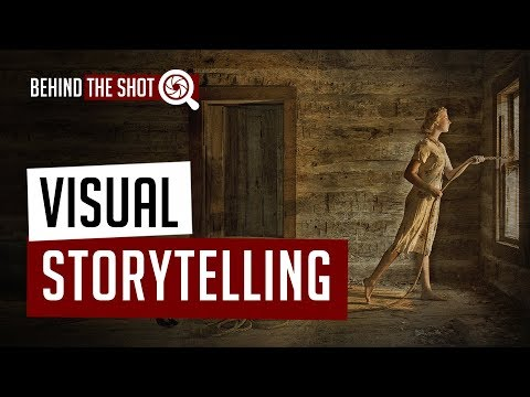 Visual Storytelling with Paul Ernest - Behind the Shot