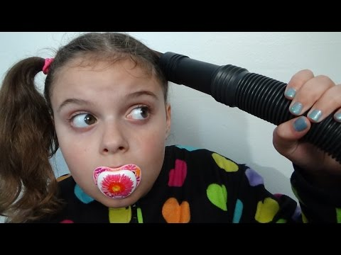 Thumbnail: Bad Baby Victoria vs Hungry Vacuum Part 2 Annabelle Freak Daddy Toy Freaks