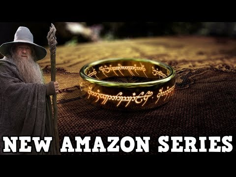 The Lord of the Rings - New Amazon Series