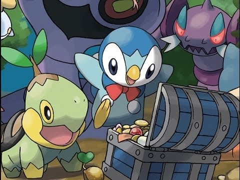 CGRundertow POKEMON MYSTERY DUNGEON: EXPLORERS OF DARKNESS for Nintendo DS Video Game Review