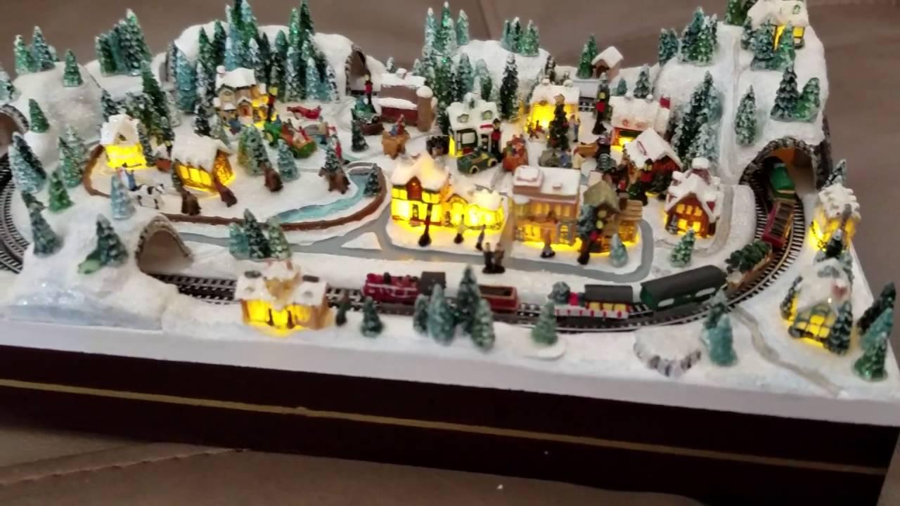 Thomas Kinkade - Country Christmas - YouTube
