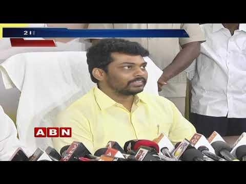 సీఎం నమ్మకాన్ని నిలబెడతా   Minister Kidari Sravan Kumar Press Meet   ABN Telugu