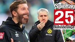 25. Spieltag der Fußball-Bundesliga in der Analyse | Saison 2019/2020 Bohndesliga