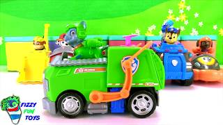 Learn Colors with the Paw Patrol Wrong Colors with Sea Animals