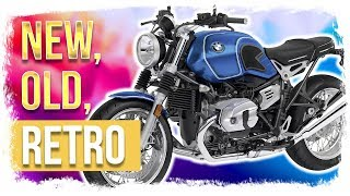 NEW BIKE - BMW R nineT /5 Heritage Model Launched and it's Beautiful