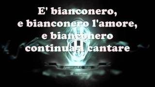 Juventus song (with lyrics)