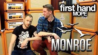 show MONICA first hand #5 - MONROE - Море (Как играть, видеоурок)