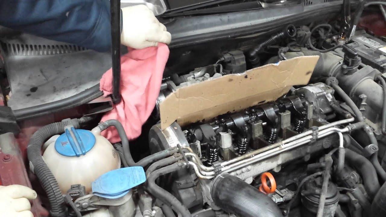 Jetta diesel backfiring through intake