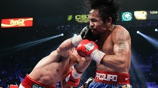 Manny Pacquiao v Márquez IV - Was It Just A Lucky Punch?