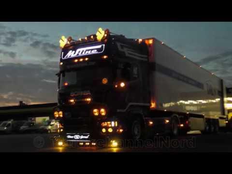 SCANIA R580 V8 Streamline - MS-Line Thermo Transport