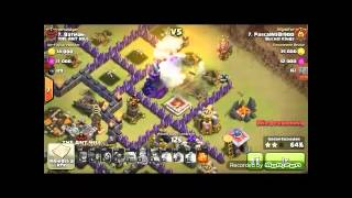 Let's Play clash of clans #2| Clankrieg Action