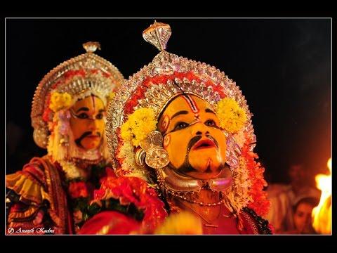 Bhoota Kola at Manchi - Udupi