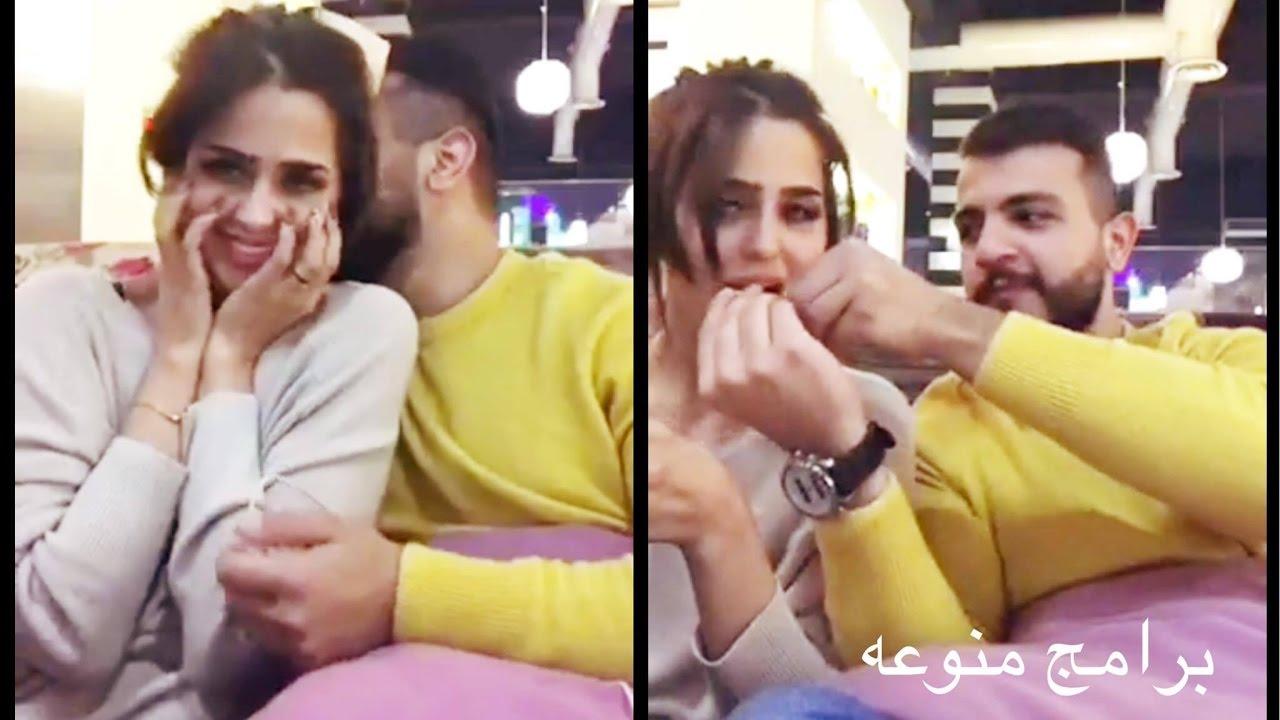 بث مباشر احمد الخفاجي وشيماء قاسم يردون على اسئلة المتابعين