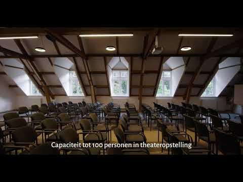 Sfeerimpressie Uythofzaal Conferentiecentrum