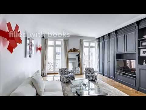 Best Place to Stay in PARIS - 3-Bedroom Luxury Apartment - Champs Élysées Bootie II