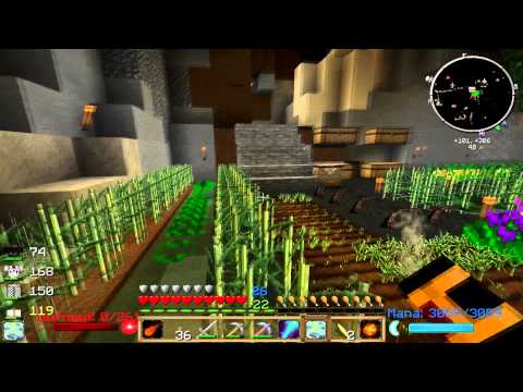 MINECRAFT: Wizem #55 Water Guardian | Magic World 2 | Sofa Gaming