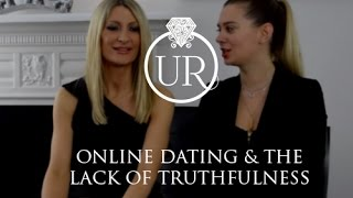 UNWRITTEN RULE: Online dating and the lack of truthfulness