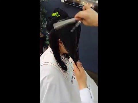 긴머리헤어스타일   long hair style