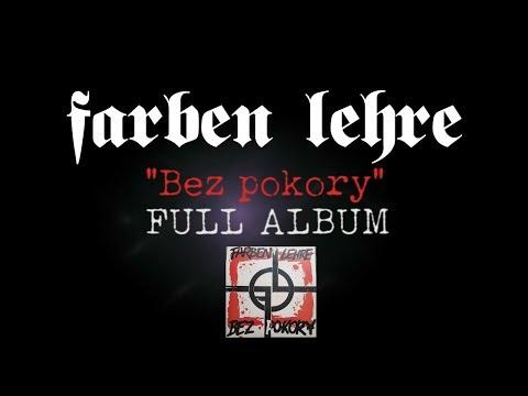"""FARBEN LEHRE, """"Bez pokory"""", wersja winylowa (cała płyta), ARSTON 1991"""