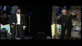Luciano Pavarotti & Joe Cocker  - You Are So Beautiful