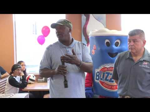 Dairy Queen Athletic Scholarship Giveaway