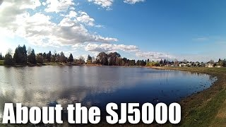 SJ5000 Action Camera - first thoughts