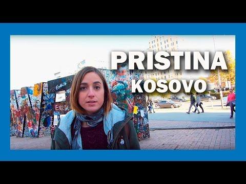Balcanes 3: Pristina, Kosovo