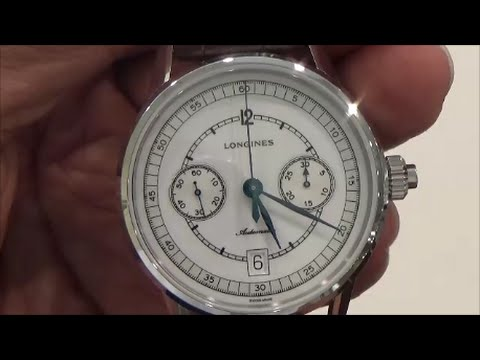Longines Heritage Chronograph Watch Review