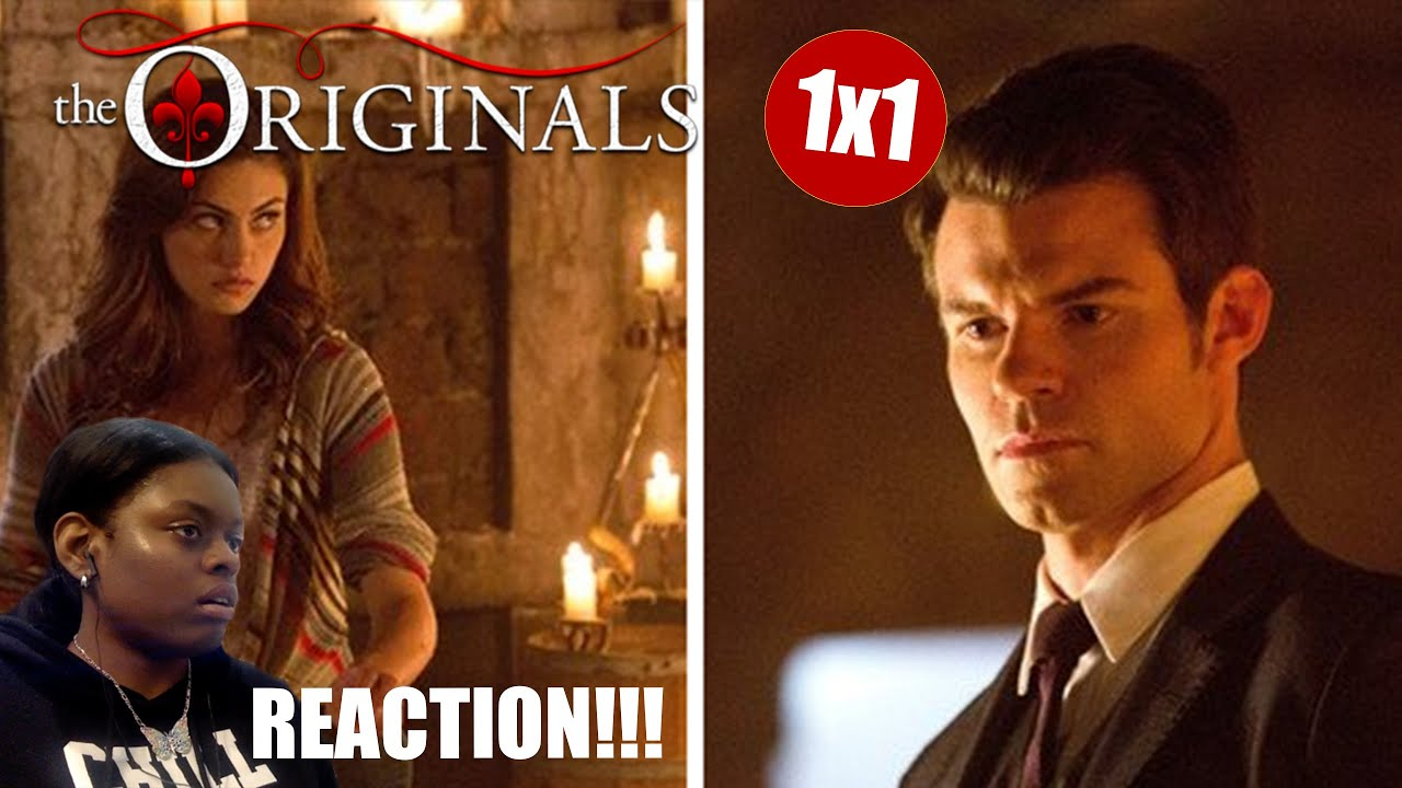 Download The Originals - 1x1 'Always and Forever' - Reaction [Pilot: Series Premiere]