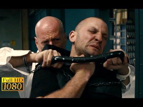 Red 2 (2013) - Frank's Escape Fight Scene (1080p) FULL HD