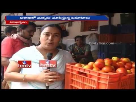 Tomato Price Raised to Sky High in...
