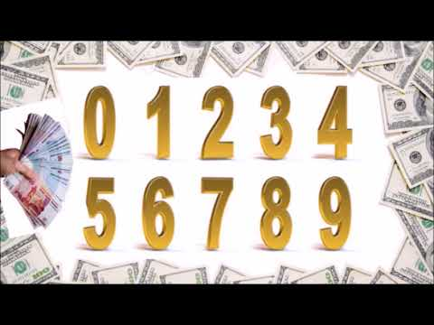 Деньги и цифры.