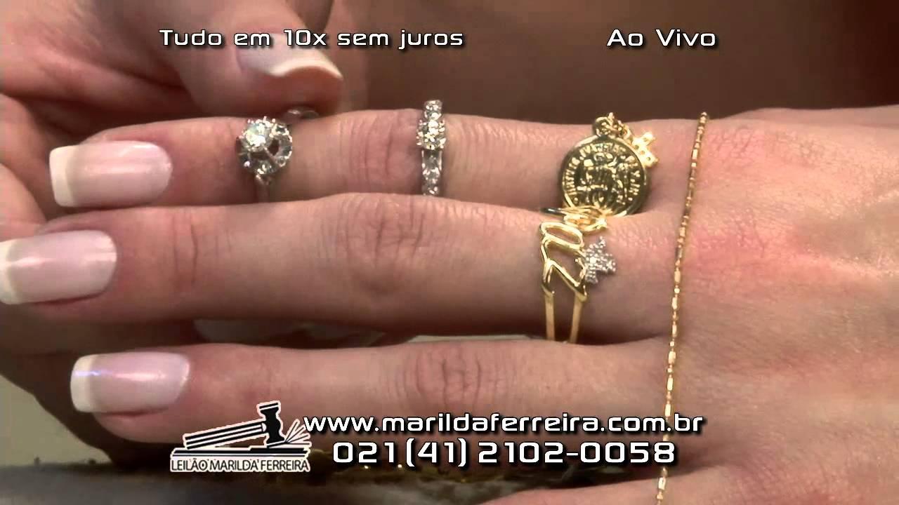 Leilão Marilda Ferreira - YouTube 5350a09be9