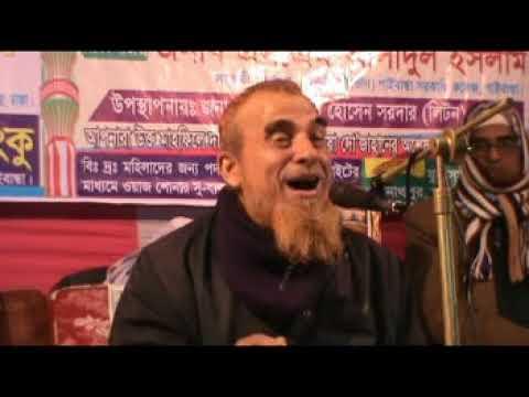 Al-Haj Doctor Allama Mufti Sayed Nazrul Islam waj part-02 (Liton) Ragnutnathpur,Gaibandha