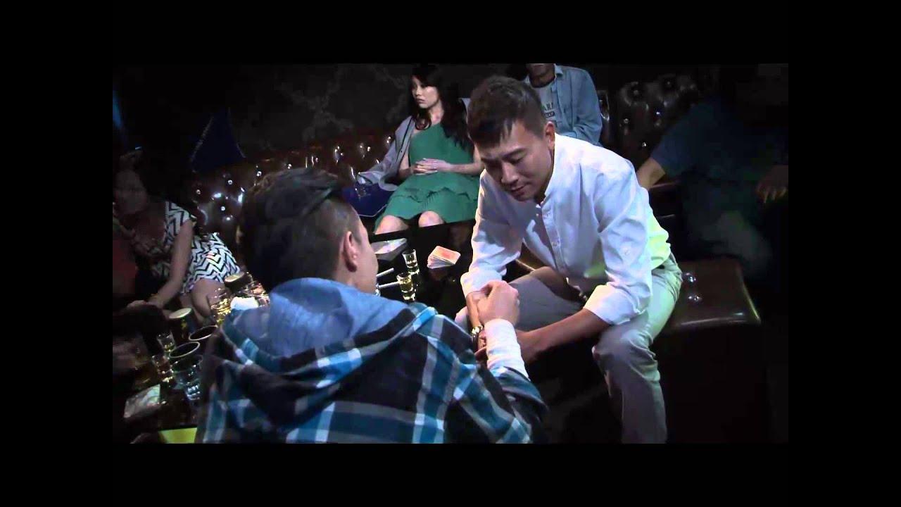 《廉政行動 2011》第二集《黑白線》演員訪問片段 - YouTube