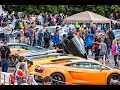 Supercar Showdown at Beaulieu