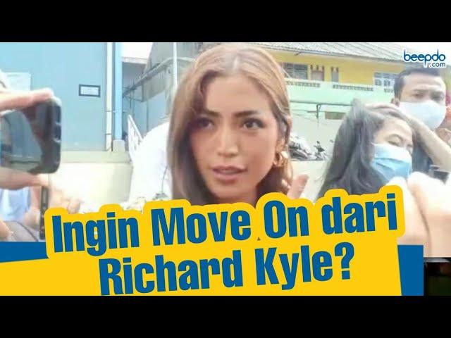 Ingin Move On, Jessica Iskandar Tak Mau Bicarakan Richard Kyle Lagi