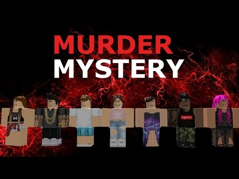 ROBLOX MOVIE - MURDER MYSTERY! EP 1
