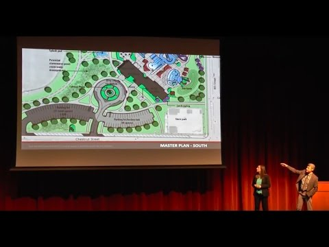 Wisconsin Rapids Aquatic Center Presentation 4-6-17