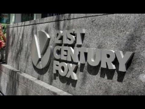 Brewing bidding war for 21st Century Fox assets