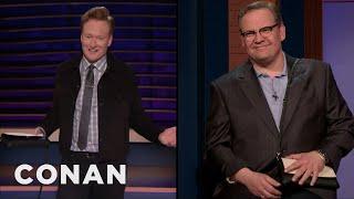 Conan Steals An Audience Member's Purse - CONAN on TBS