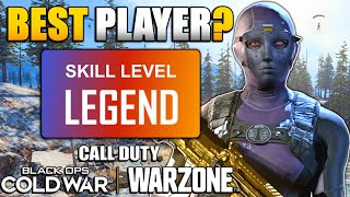 How Top Warzone Player is #4 for Wins & #4 for Kills | Top Tips to Improve for More Wins in CoD BR