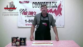 Pg1000- Cold Smoked Salmon By Cookshack, Inc.