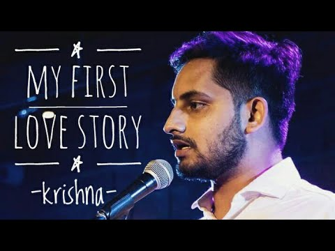 My First Love Story- Krishna Iyer | Valentines Day Special |Spill Poetry | Storytelling