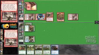 Channel TomM -  Modern Infect (Match 1, Game 3)