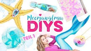 Meerjungfrau DIY IDEEN! Einfachen SCHMUCK selber machen! Süße Geschenkideen! Deutsch Cute Life Hacks