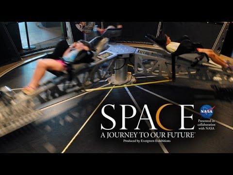 DSC Media: Space Exhibition One Tank Trip
