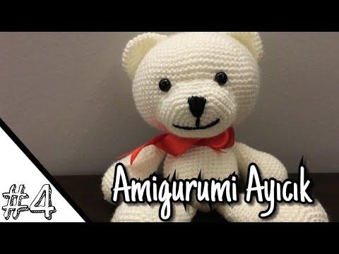 Amigurumi - Ayıcık Modelleri   Örgü Teknikleri, Videolar ve ...   360x480