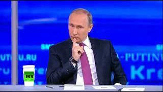 Путин - ответ Порошенко. О безвизе, поэзии Лермонтова,, экономике, и стихотворении Шевченко.