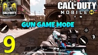 CALL OF DUTY MOBILE - Gun Game Mode Gameplay - Part 9